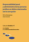 Responsabilidad penal y administrativas de las personas jurídicas en delitos relacionados con la corrupción